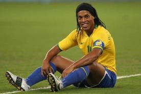 Mundial 2014: Ronaldinho Gaucho y su mensaje tras goleada de Alemania