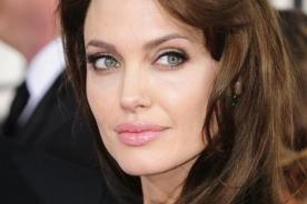 ¿Angelina Jolie drogada? [VIDEO]