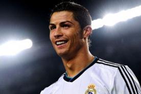 ¿Cristiano Ronaldo intenta burlarse de Luis Suárez?