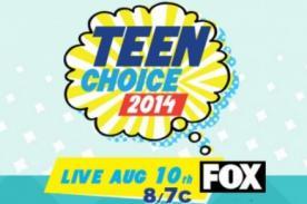 Teen Choice Awards 2014: ¡Últimas horas para votar por tus favoritos!