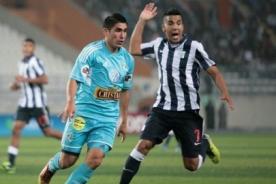 Alianza Lima venció 2 - 1 a Sporting Cristal - Video de goles
