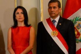 Difunden foto de Ollanta Humala y Nadine Heredia como nunca imaginaste