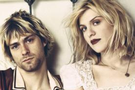 Instagram: Courtney Love le envía conmovedor mensaje a Kurt Cobain - FOTOS