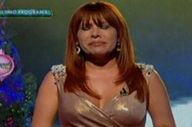 Nicola Porcella se burla de lo peor de Magaly Medina y la volverá 'loca' - VIDEO