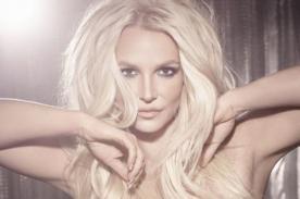 Britney Spears calienta la red con nuevo videoclip [VÍDEO]