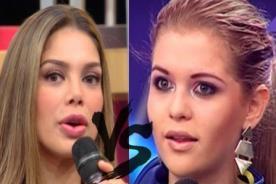 Brunella Horna y Vanessa Jerí se pelean en set de televisión por 'El Rey de los Cueros' - VIDEO