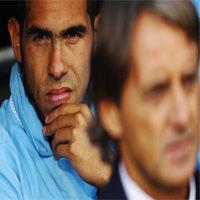 Roberto Mancini : Es importante vender a Tévez