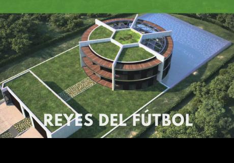 Estas son las casas de los futbolistas antes y después de la fama