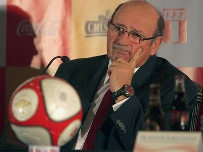 Perú vs Chile: Sergio Markarián explotó y dijo estar podrido de los rótulos (Video)