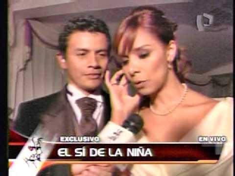 Maricielo Effio se casa con Ernesto Pacheco