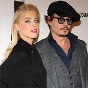 Amber Heard: Johnny Depp es un bello espécimen humano