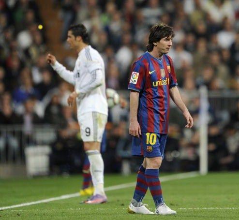 Real Madrid y Barcelona empataron 2-2 en la ida de la Supercopa de España