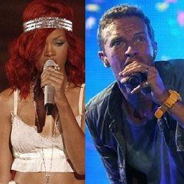 Rihanna y Coldplay cantarán juntos en los Brit Awards