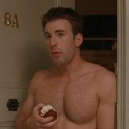 Chris Evans se luce al desnudo en el avance de Whats Your Number