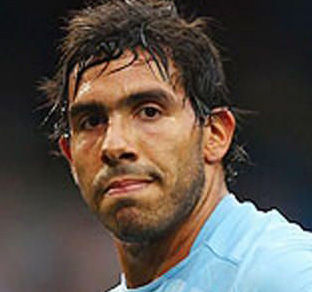 Fútbol inglés: Manchester City no quiere prestar a Carlos Tévez