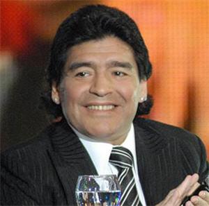 Maradona ya no tiene fuerzas tras eliminación del Mundial Sudáfrica 2010