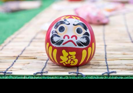 Una muñeca japonesa puede cambiar tu suerte y conducirte al éxito