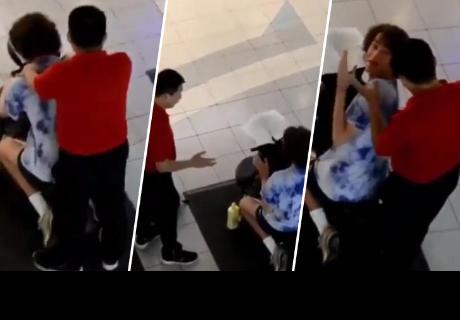 Hombre recibió masajes y lo que pasó después sorprendió a más de uno en la red