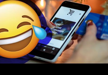 Hombre 'pasado de copas' realiza insólita compra online y se vuelve viral