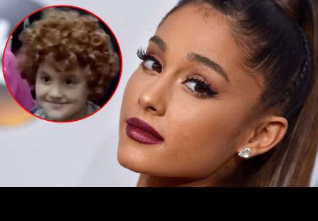 Video de Ariana Grande a los 6 años enloquece a sus fans