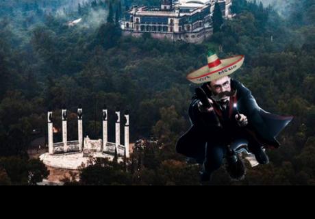 ¿La escuela de magia y hechicería de Harry Potter está en México?