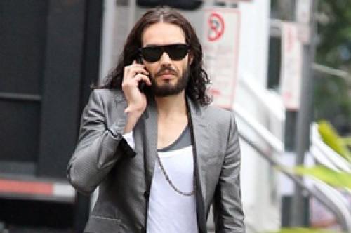 Russell Brand, expareja de Katy Perry, fue arrestado en Nueva Orleans