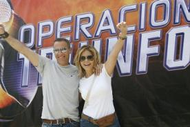 'Operación Triunfo' de Gisela Valcárcel lideró en sintonía