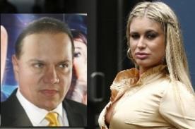 Daylin niega romance con Mauricio Diez Canseco tras ser ampayados juntos