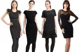 Un básico en tu clóset: El pequeño vestido negro