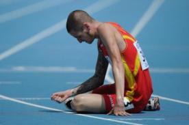 Olimpiadas 2012: Atleta español asegura que lo trataron como 'perro'