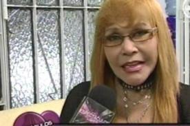 Tigresa del Oriente usará hilo dental para bañarse en el Río Amazonas