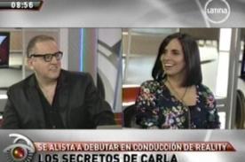 Carla García no se animaría a participar en El valor de la verdad
