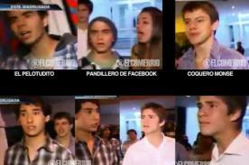 Jóvenes generan indignación en redes sociales por insultos a periodistas