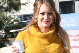 Hilary Duff cuenta cómo es su vida en la intimidad tras convertirse en madre
