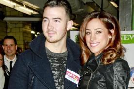 Kevin Jonas y su esposa colaboró con comida para la caridad en Nueva York