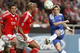 Europa League: Benfica y Chelsea disputarán el título en Amsterdam