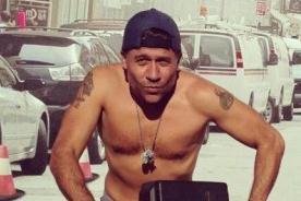 Mathías Brivio publica curiosa foto sobre su nuevo 'trabajo' en EEUU