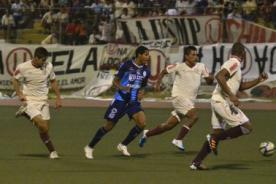 Descentralizado 2013: César Vallejo vs. Universitario (0-0) - En vivo por TV Perú