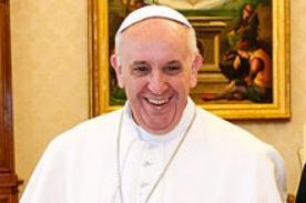 Papa Francisco donó 26.000 dólares a una favela en Brasil