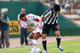 Descentralizado 2013: Inti Gas vs Alianza Lima  (3-1) – Video de goles