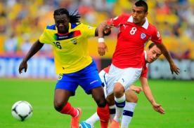 Chile vs Ecuador: Un empate clasificaría a los dos al Mundial Brasil 2014
