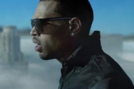 Chris Brown es arrestado por agredir a un hombre