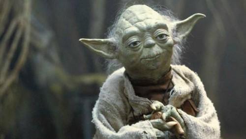 Para no creer: Yoda original de Star Wars era un mono con máscara - FOTO