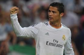 Cristiano Ronaldo habló acerca del Real Madrid y de Lionel Messi