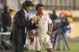 Ángel Comizzo seguirá siendo el técnico de Universitario en el 2014