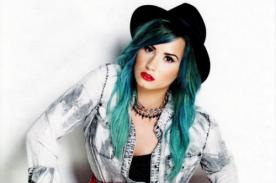 Demi Lovato: Ya no bebo alcohol responsablemente