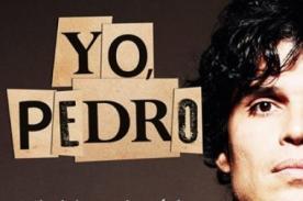 Pedro Suárez Vértiz: 'Yo Pedro' se convierte en el libro más vendido del año