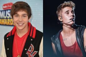 Austin Mahone pide que dejen de compararlo con Justin Bieber