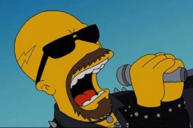 Judas Priest: El heavy metal llega a Los Simpson con aparición de Rob Halford - FOTOS