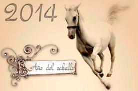 China celebra el Año Nuevo con el Caballo de Madera 2014
